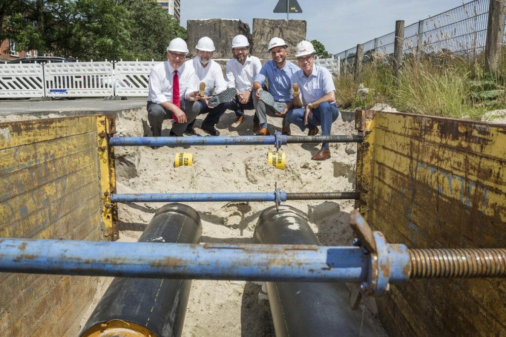 Stadtleben Ellener Hof Partnerschaft der Energiedienstleister