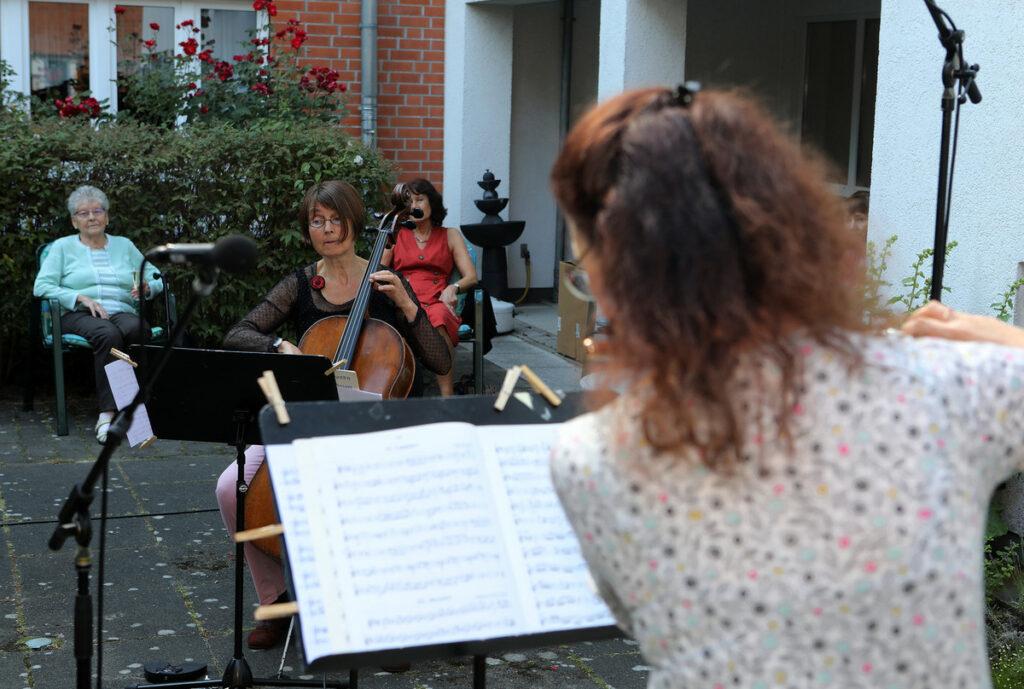 Stadtleben Ellener Hof Hofkonzert Kammerphilharmonie Bremen