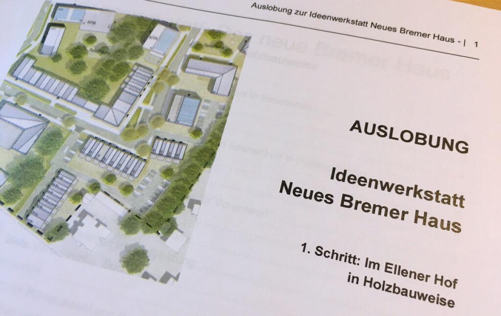 Stadtleben Ellener Hof Ideenwerkstatt Neues Bremer Haus