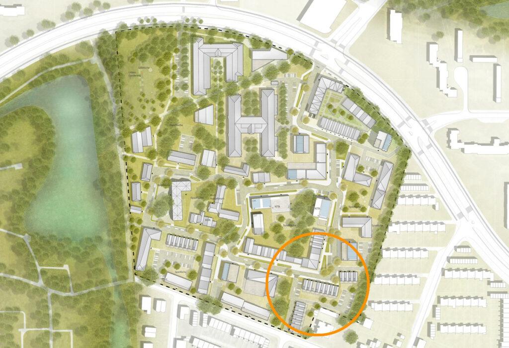 Stadtleben Ellener Hof Bremer Haus Plangrundlage