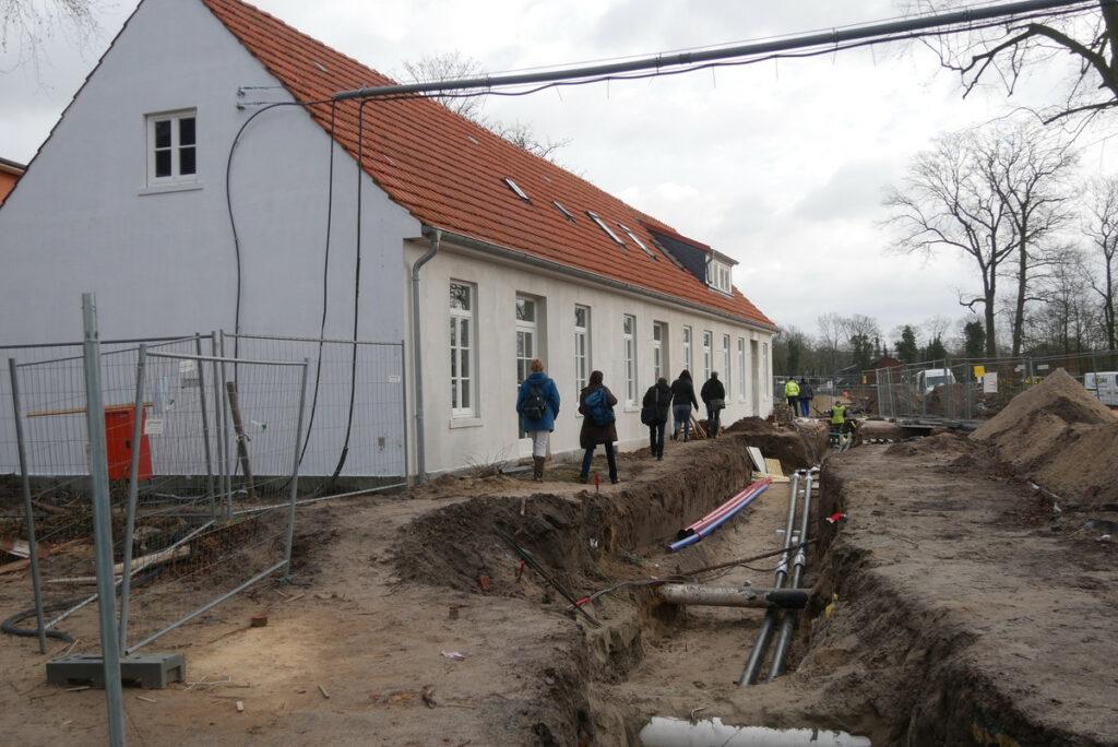 Stadtleben Ellener Hof Fahrrad-Servicestation