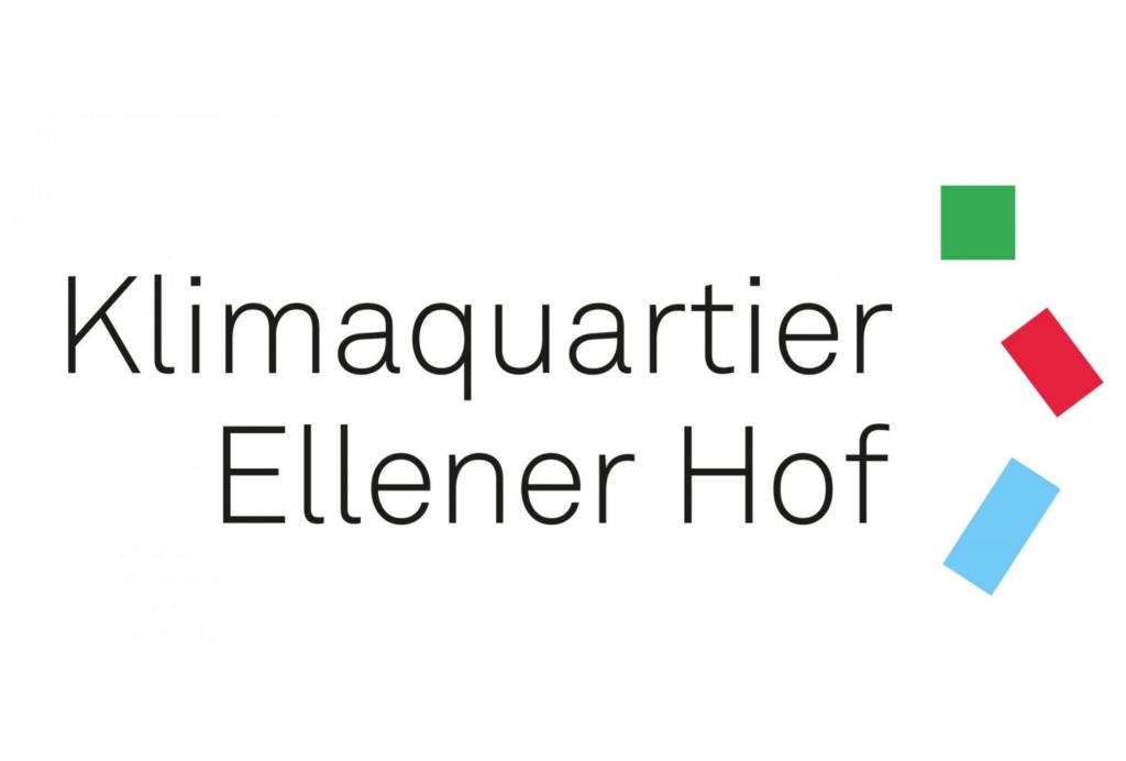 Logo Projekt Klimaquartier Ellener Hof